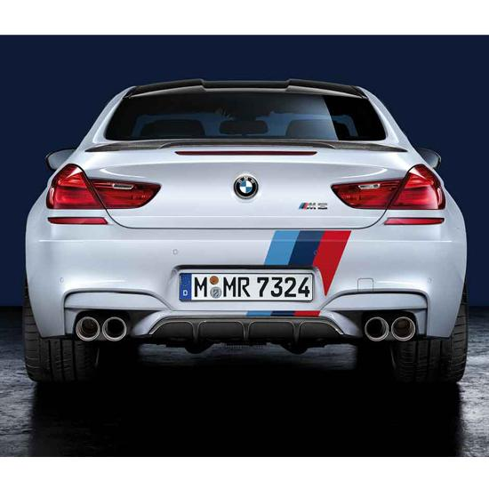 BMW Rear Carbon Fiber Diffuser
