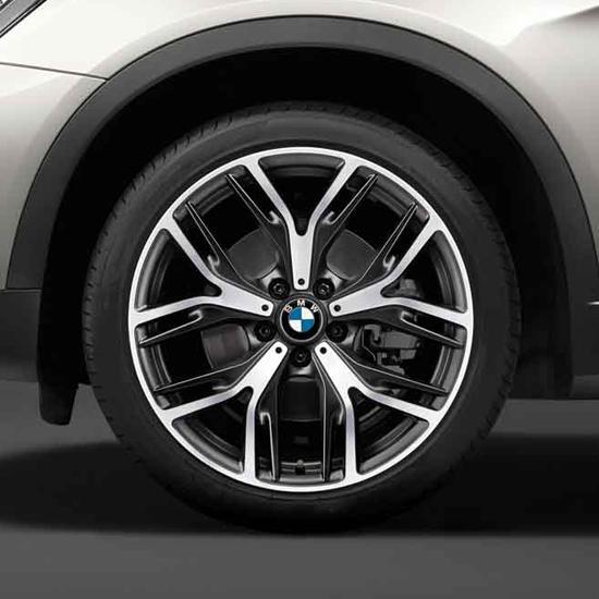 BMW Y-Spoke Style 542
