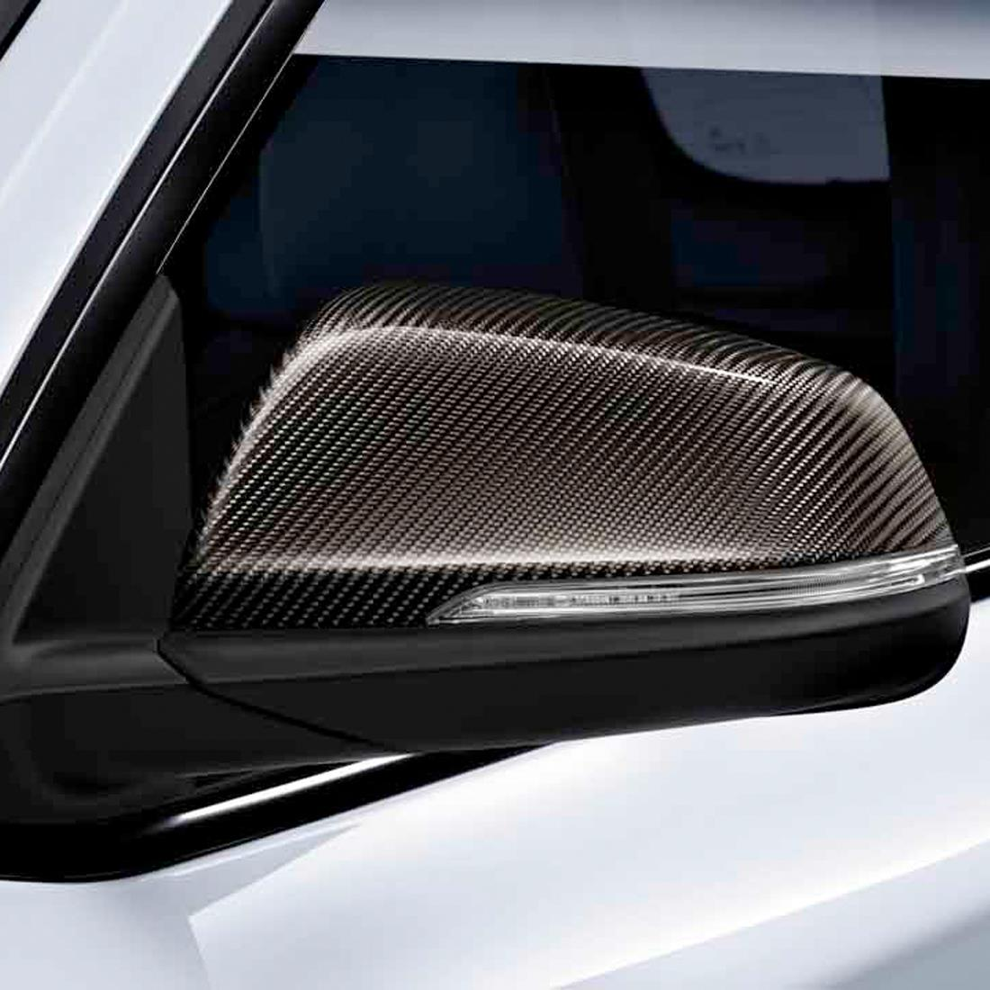 BMW M Performance Exterior Carbon Fiber Mirror Cap