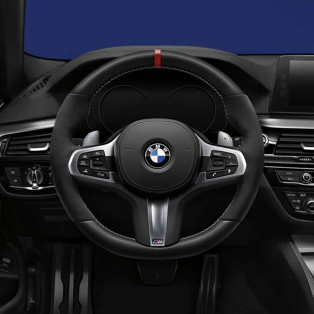 BMW M Performance Steering Wheel