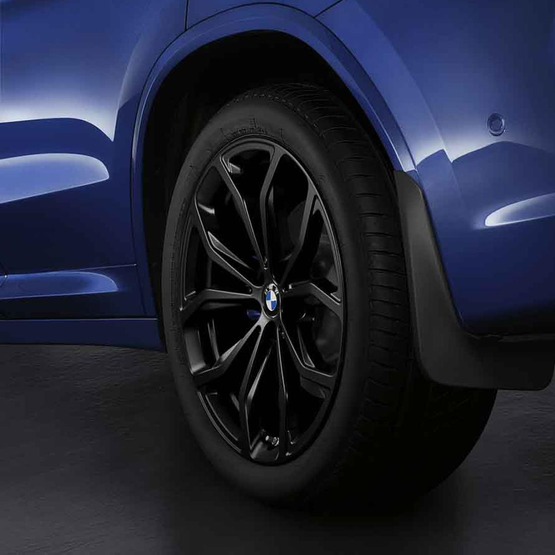 "BMW 20"" Light Alloy Wheel Set, Style 695"