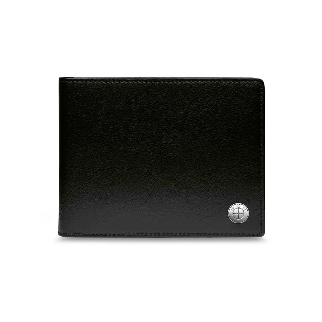 BMW WALLET WITH COIN POUCH, MENS