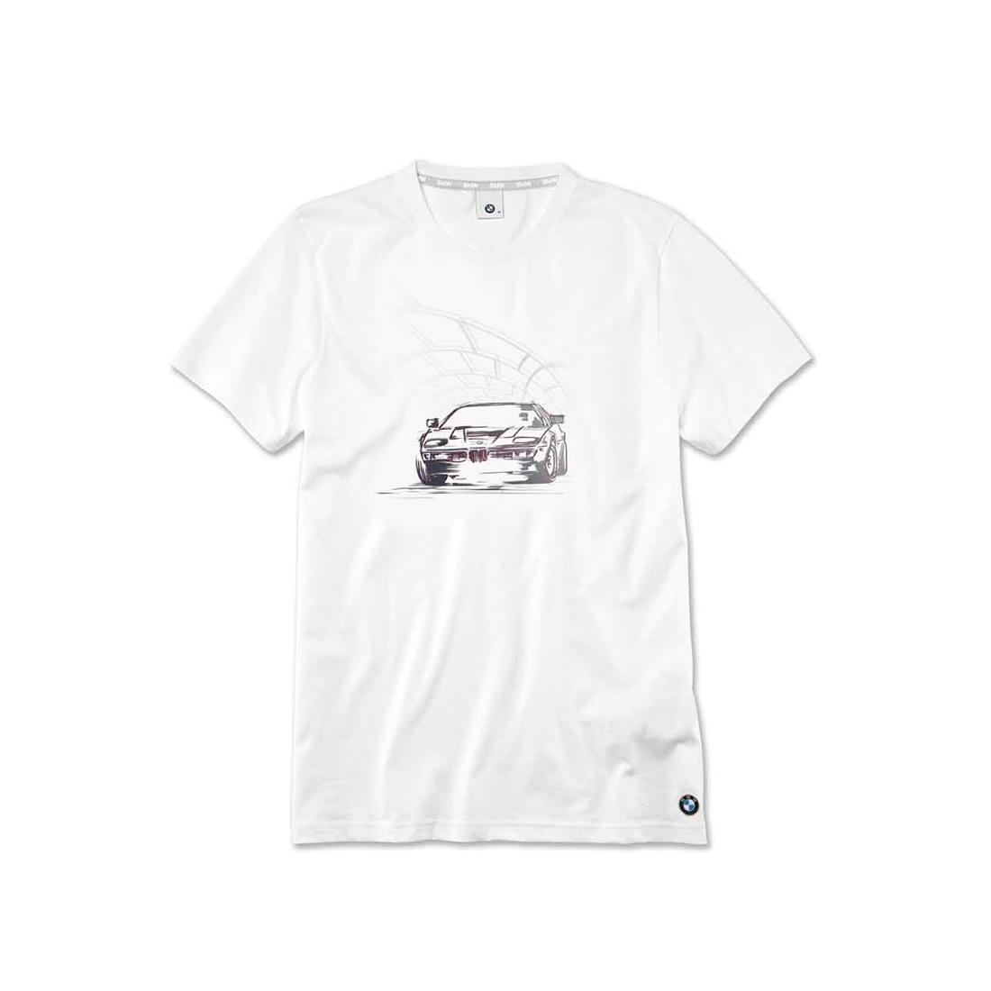BMW T SHIRT GRAPHIC MENS