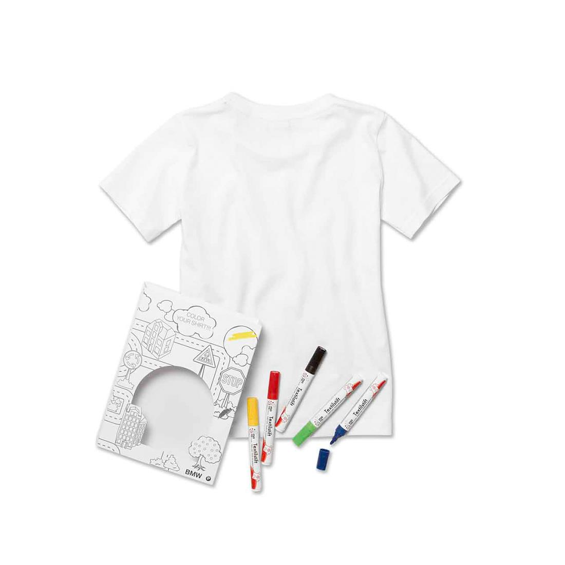 BMW T SHIRT INTERACTIVE KIDS