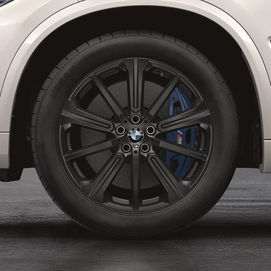 """BMW M Performance Style 748M 20"""" Complete Wheel And Tire Set"""