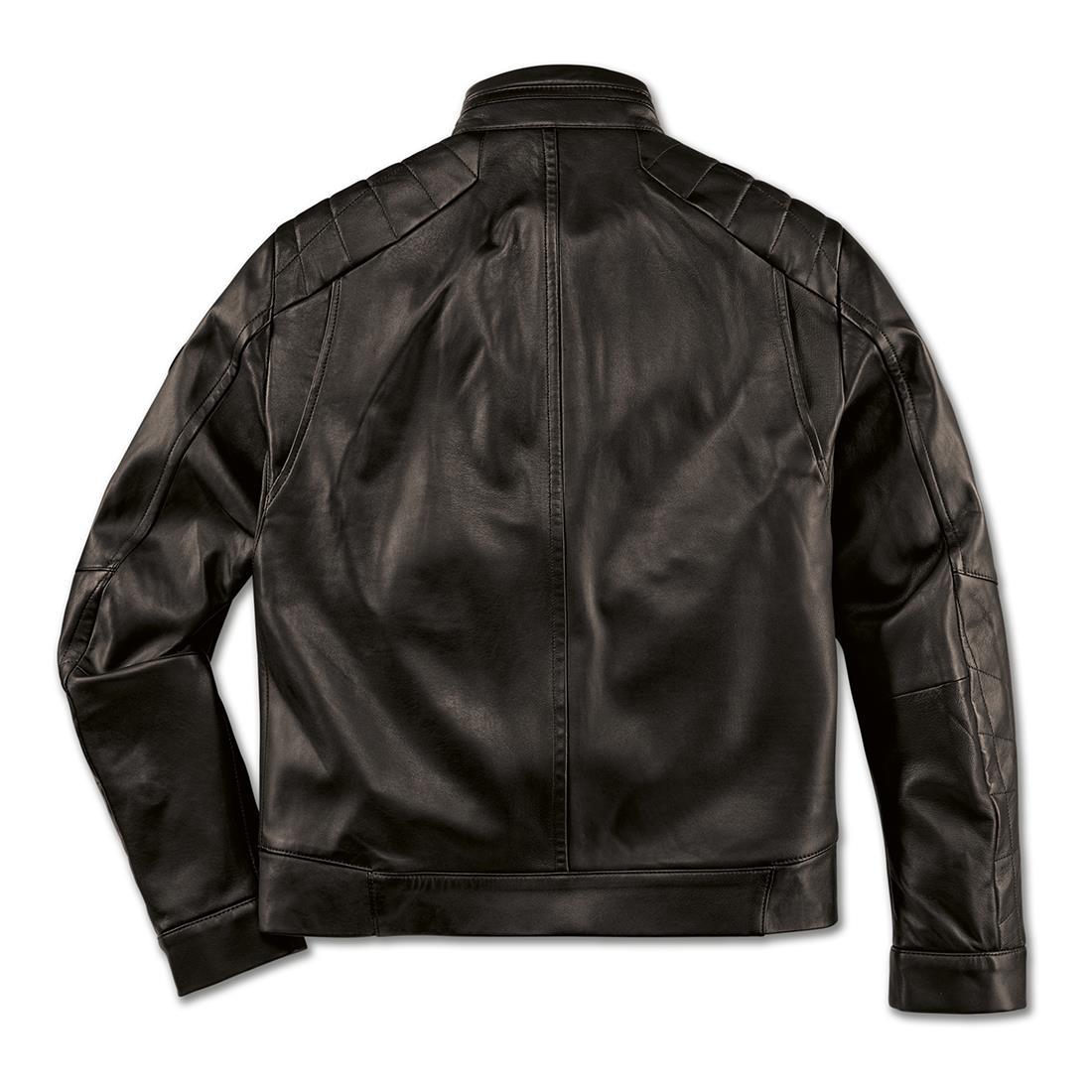 BMW Men's Leather Jacket