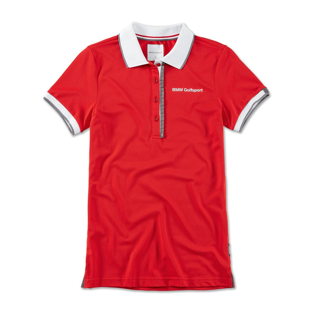 BMW Golfsport Ladies Poloshirt