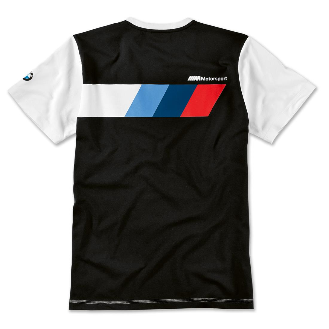 BMW M Motorsport T-Shirt Men Logo