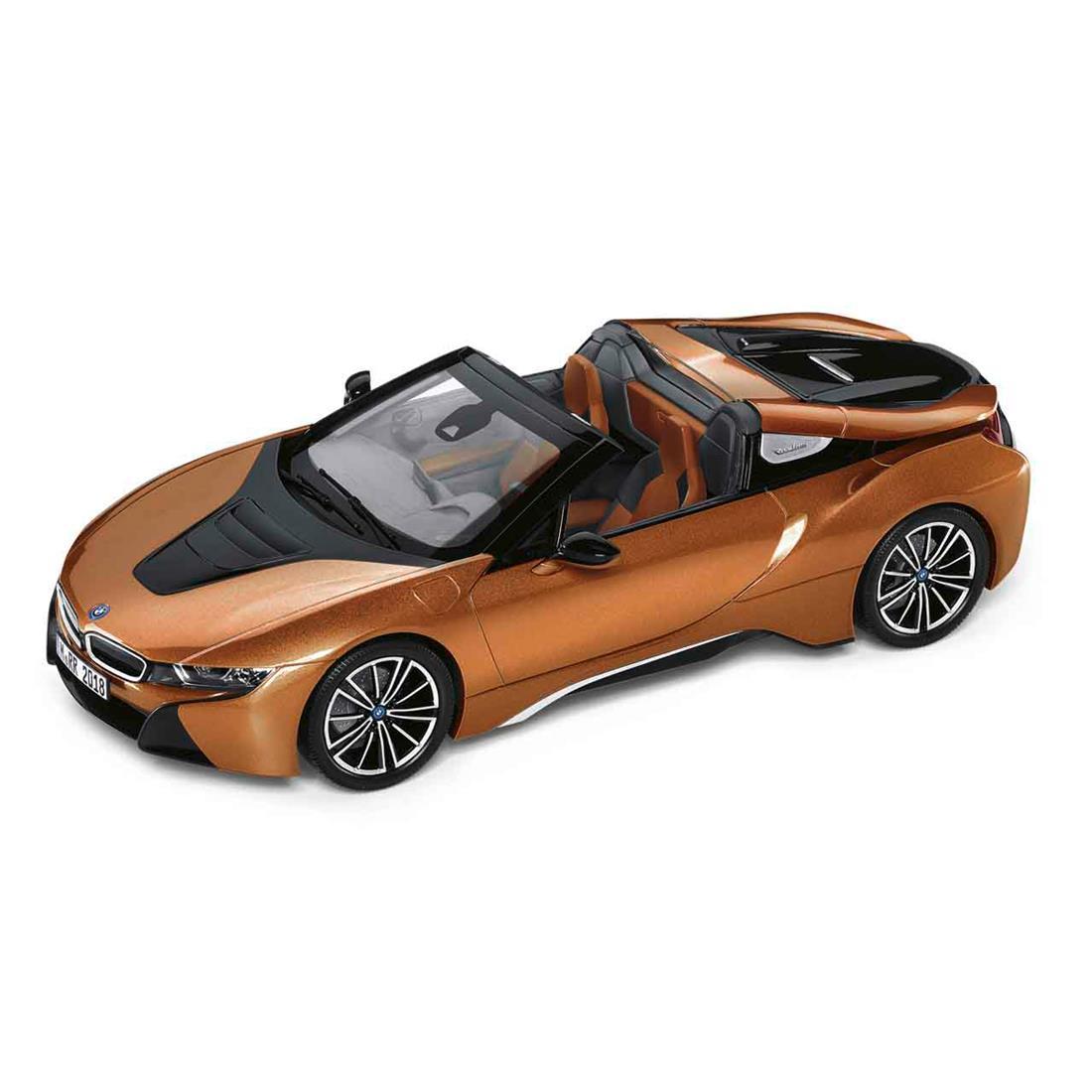 BMW i8 Roadster E Copper 1:43