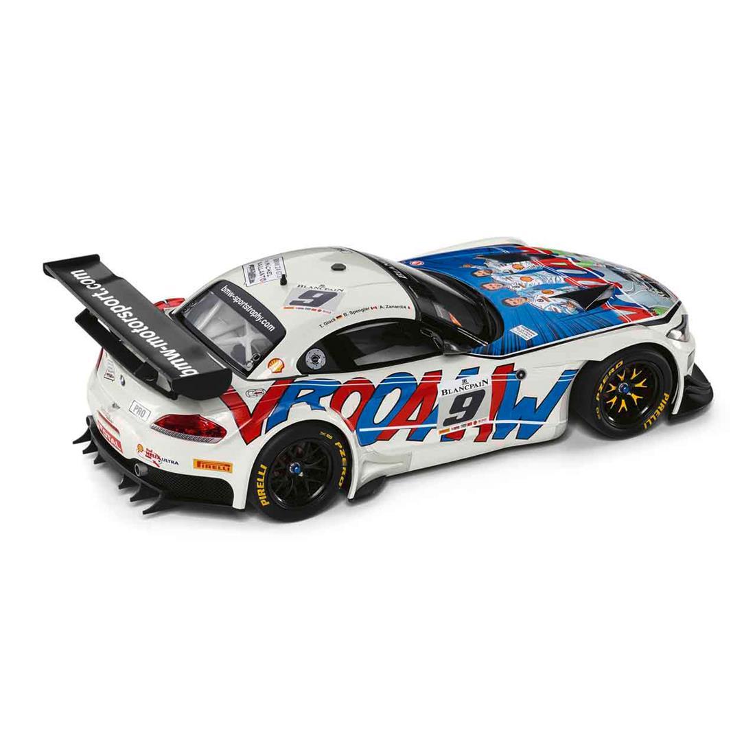 BMW Z4 GT3 Michael Vaillant
