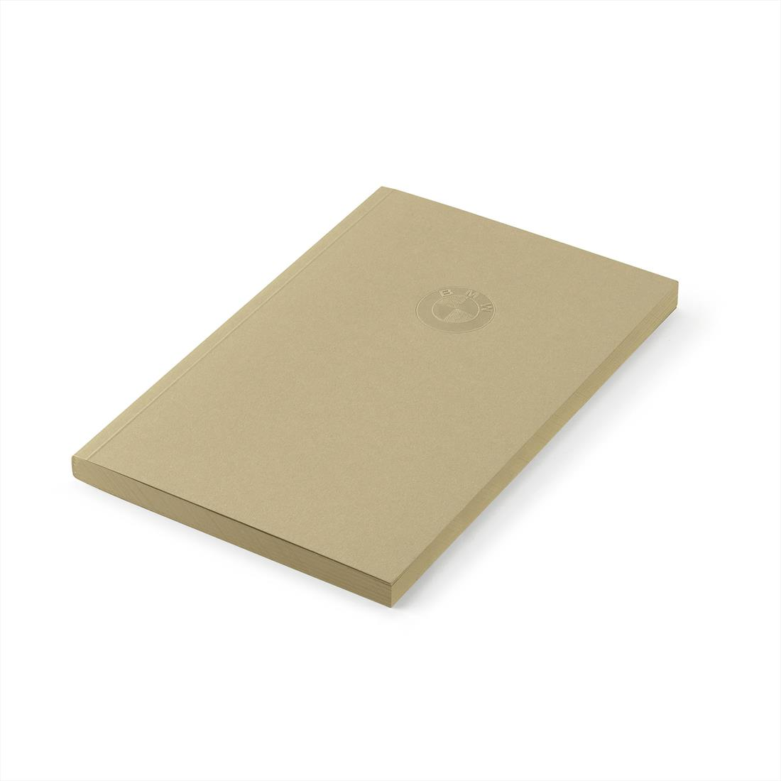 BMW NOTEBOOK, LARGE