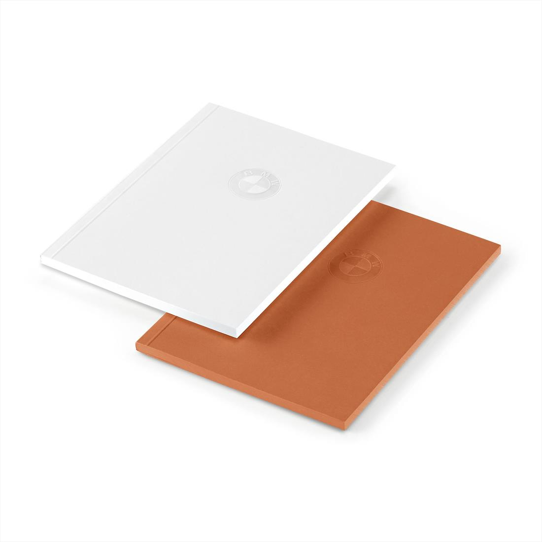 BMW SMALL SET OF TWO NOTEBOOK
