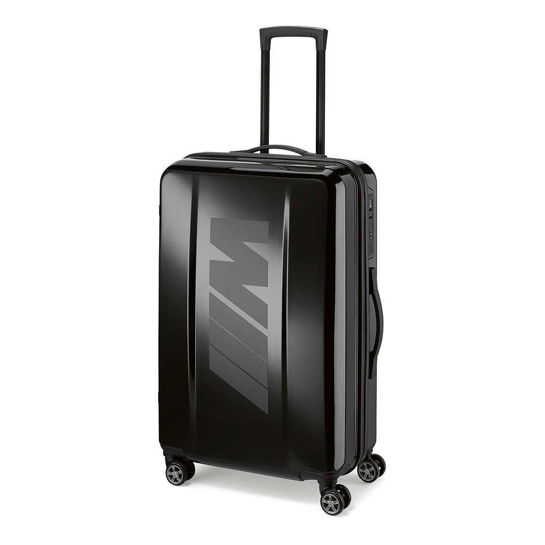 BMW M SUITCASE - BLACK