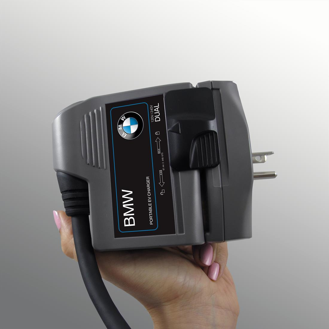 BMW TurboCord Charger
