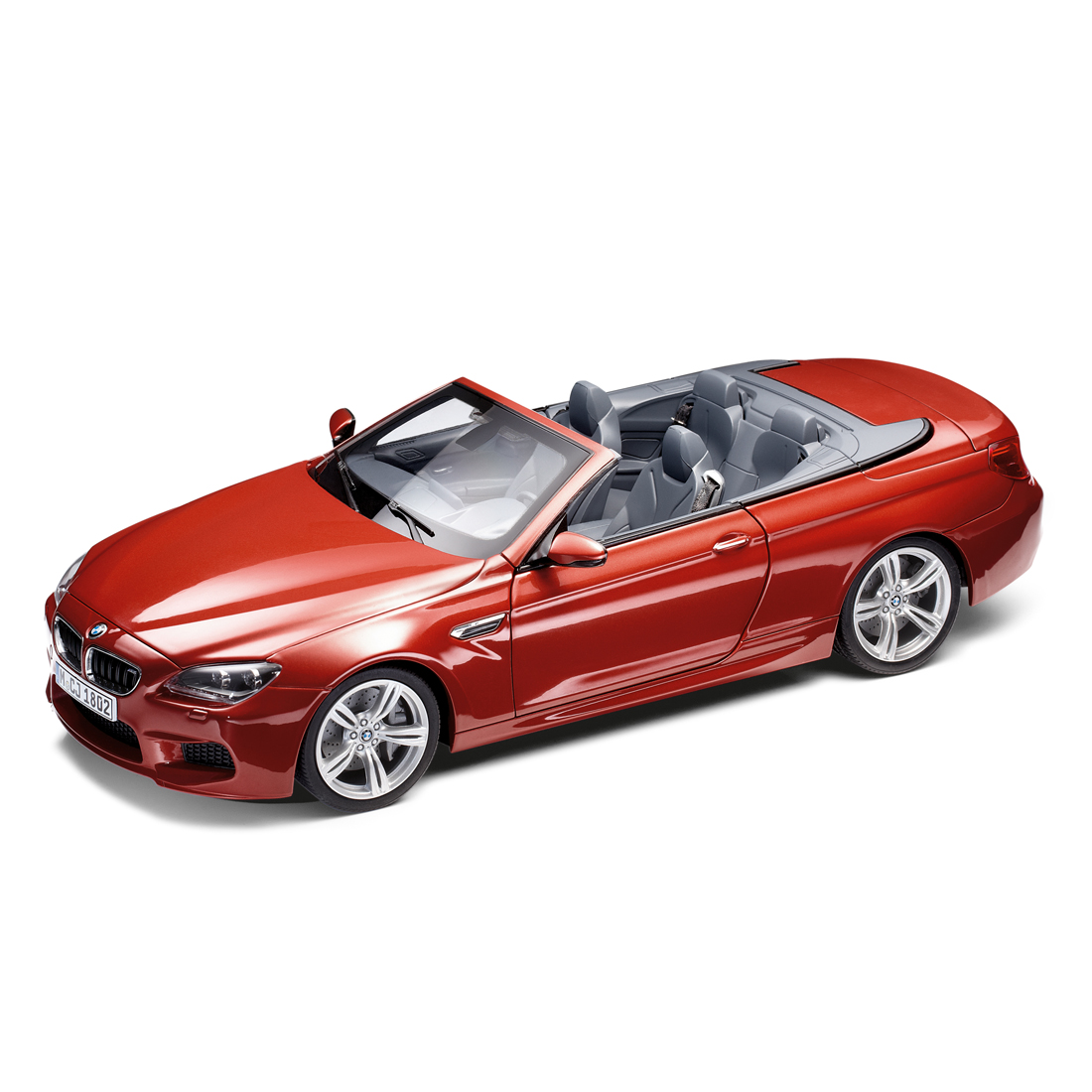 BMW 6 Series Convertible M (F12M)