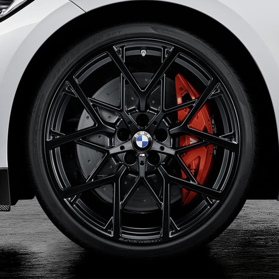 BMW M Performance 18 Inch Brake System