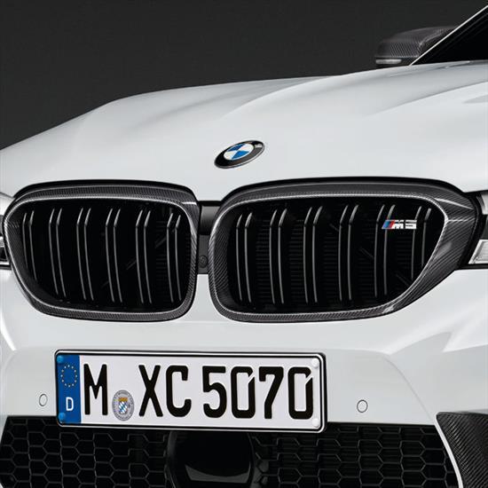 BMW M Performance Carbon Fiber Kidney Grilles