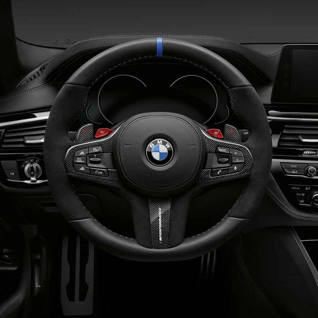 BMW M Performance Shift Paddles - Carbon Fiber