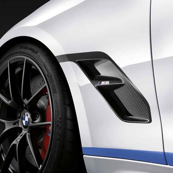 BMW M Performance Carbon Fiber Side Panels