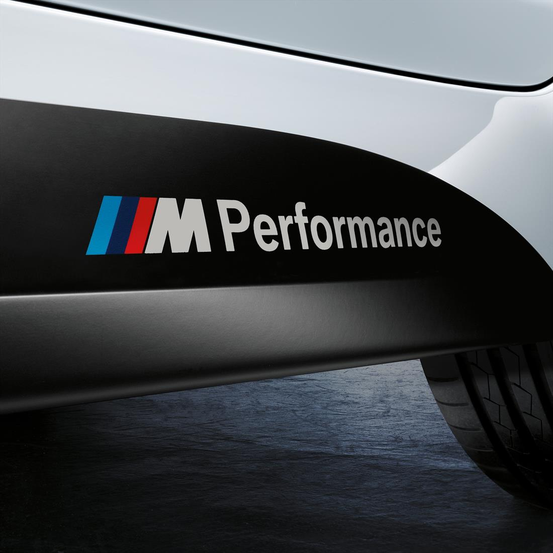 BMW M Performance Decal Set