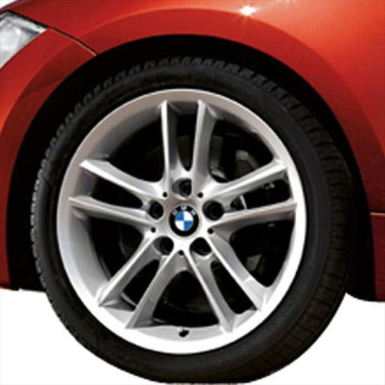 BMW Double Spoke Style 182 Individual Rims