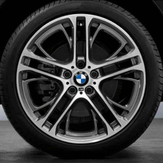 BMW M Double Spoke 310 Wheel and Tire Set