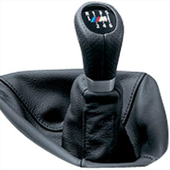 BMW M Leather Sport Gear Shift Knob