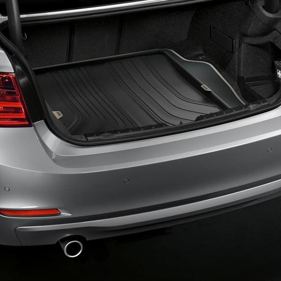BMW Luggage Compartment Mat - Modern / Basic Line