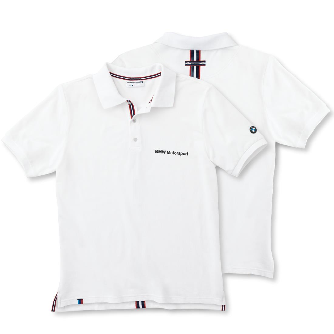 BMW Motorsport Men's Fan Polo Shirt