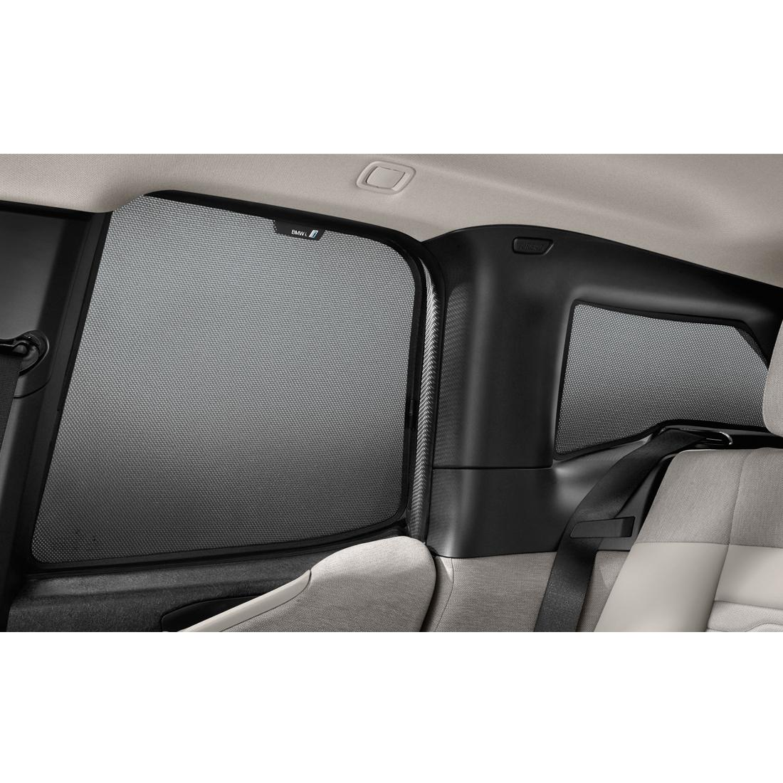BMW i Rear Sunshades