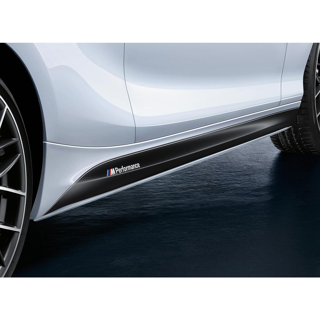 BMW M Performance Rocker Panel Blades