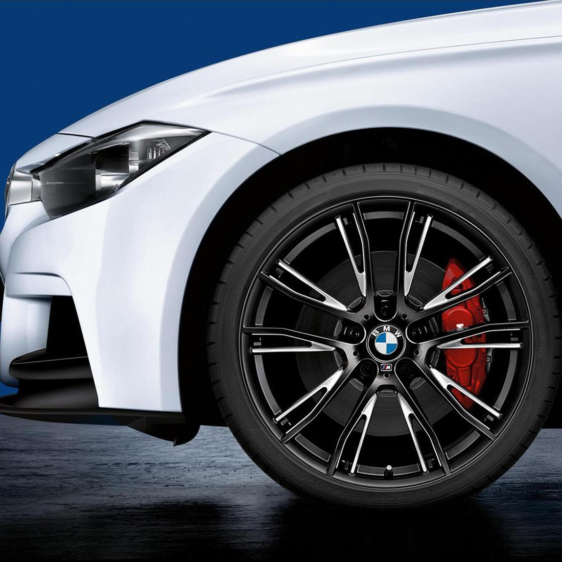 "BMW M Performance 19"" Style 624M Complete Wheel Set"