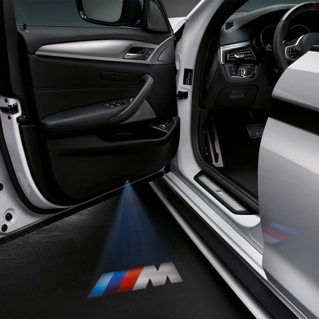 BMW LED Door Light Projectors