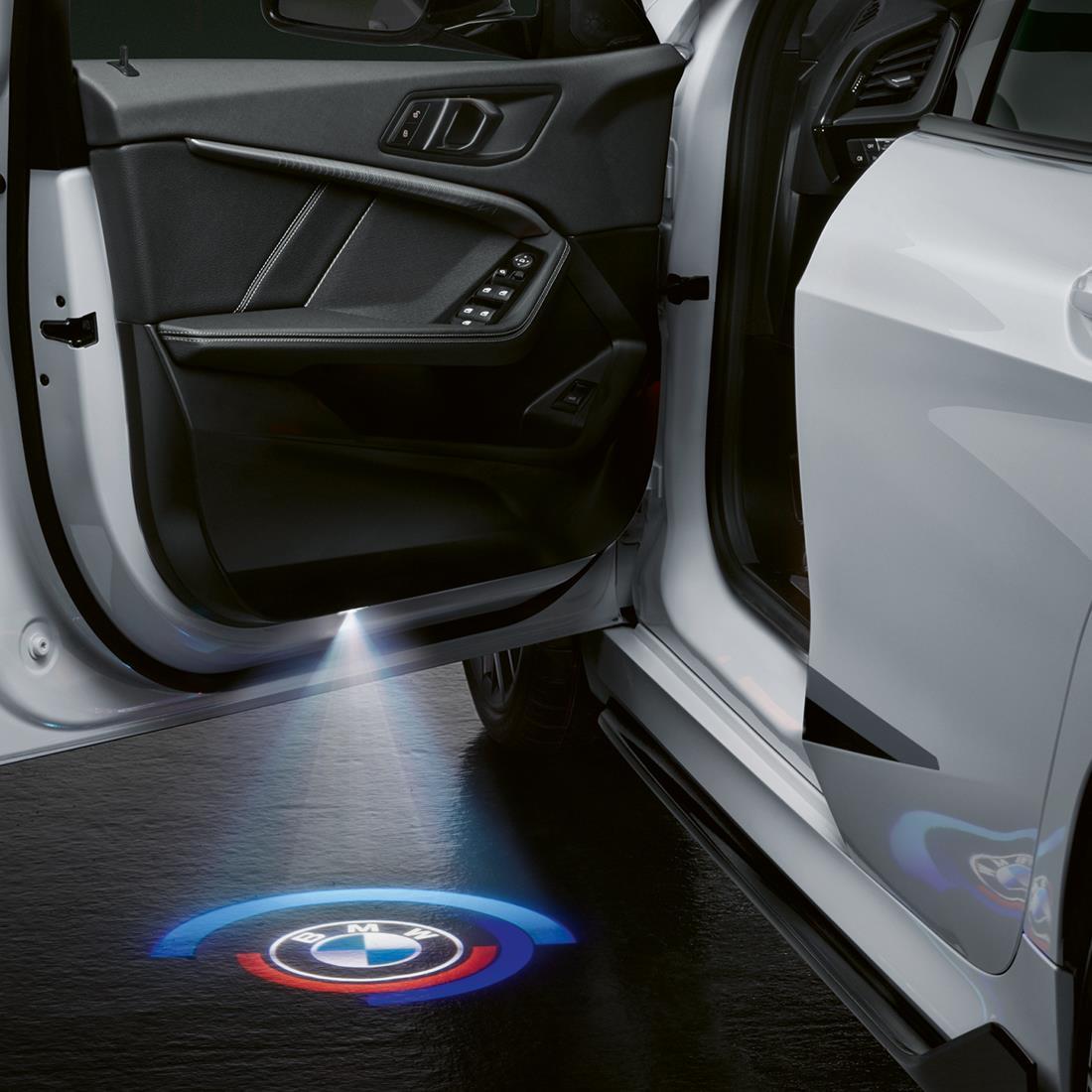 BMW M Performance Slides for LED Door Projectors