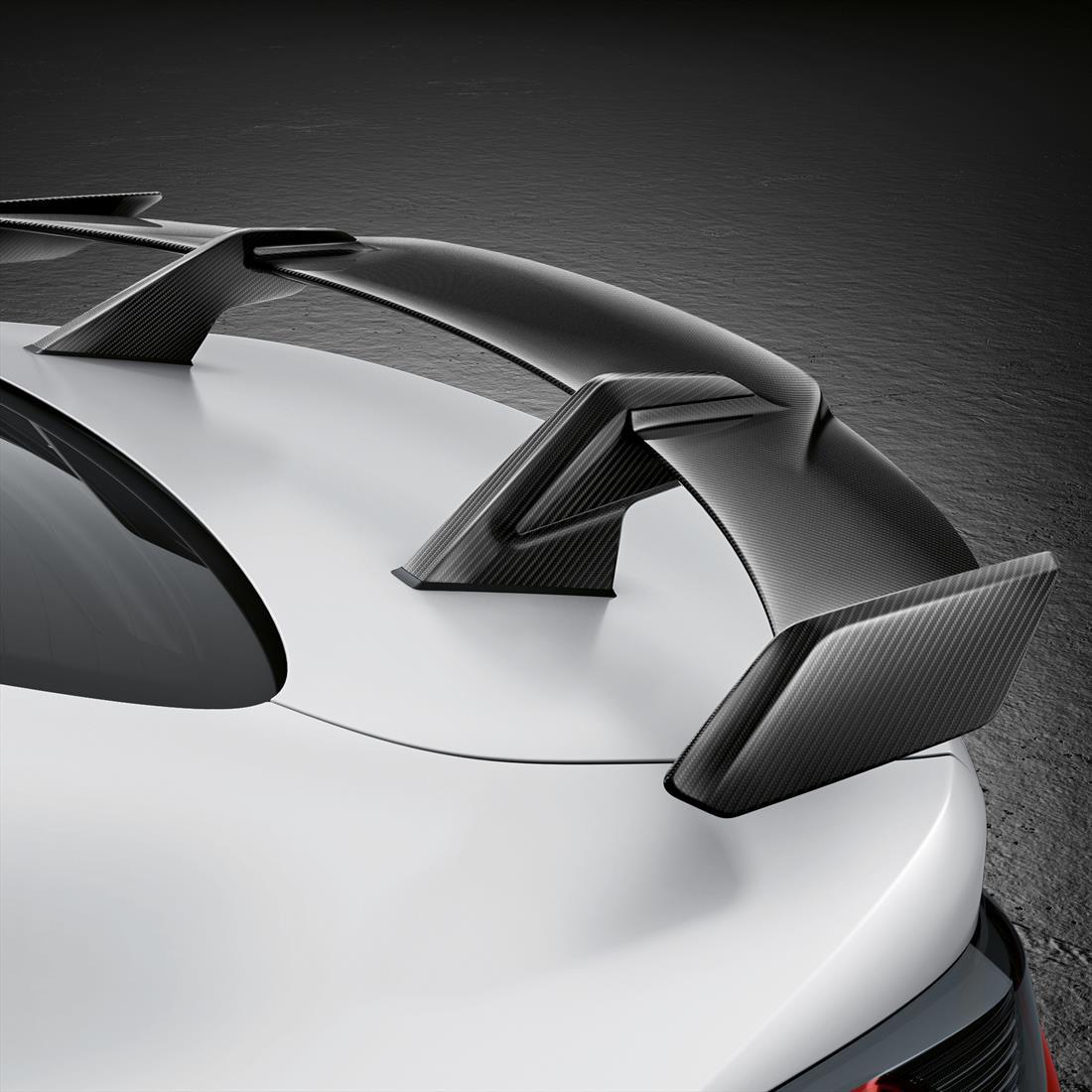 BMW M Performance Rear Spoiler in Carbon Fiber