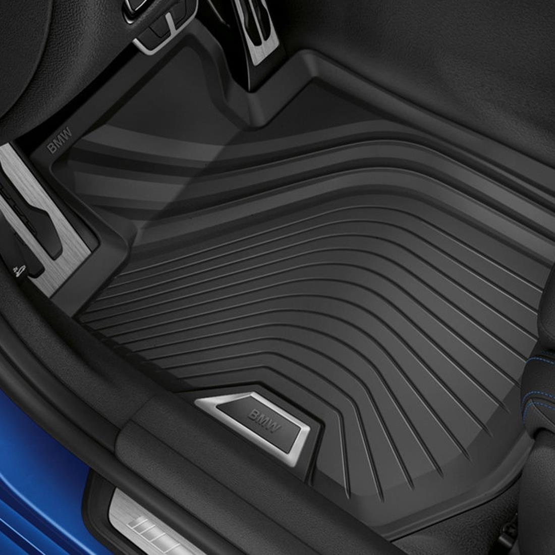 BMW Floor mats all-weather front