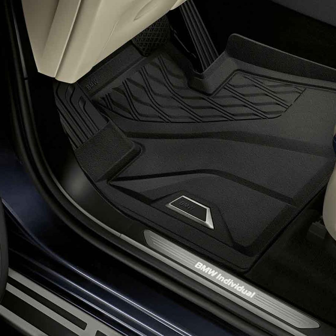 BMW Rubber Floor Liners