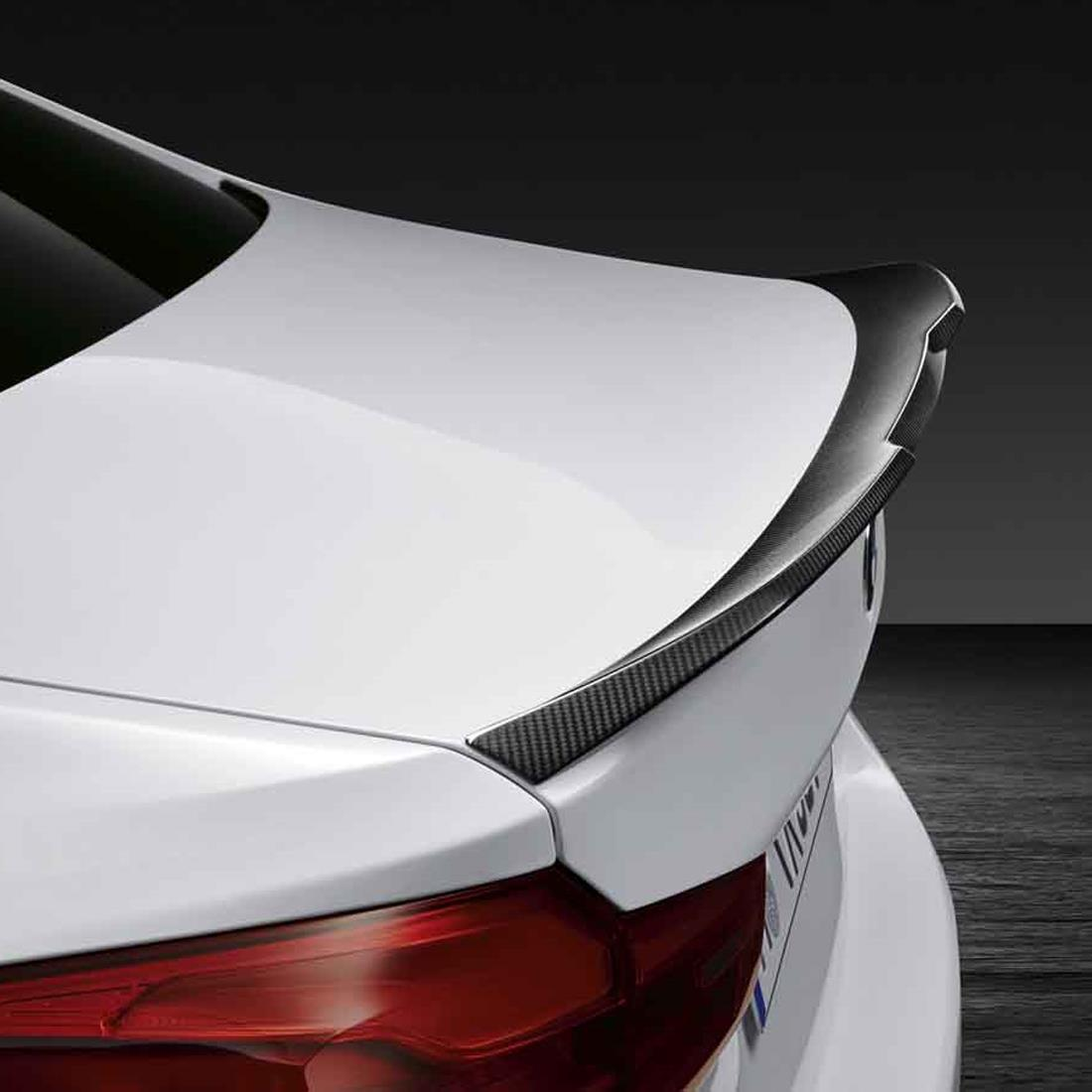 BMW M Performance Rear Spoiler Pro - Carbon Fiber