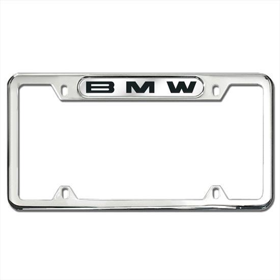 BMW Inverted License Plate Frame