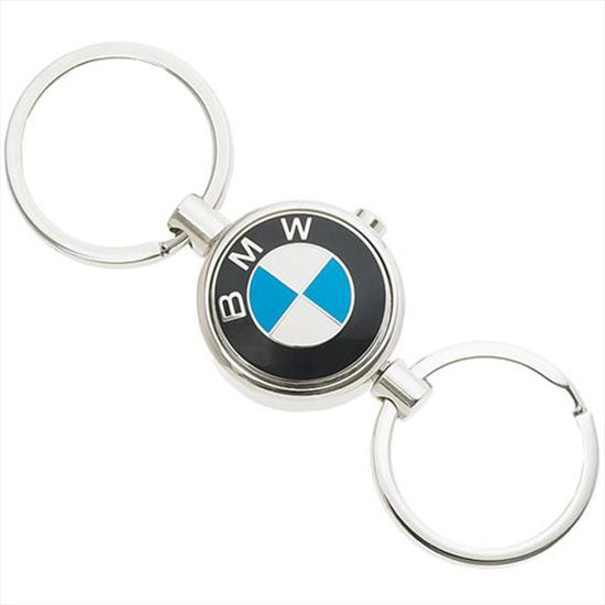 BMW Roundel Valet Key Ring