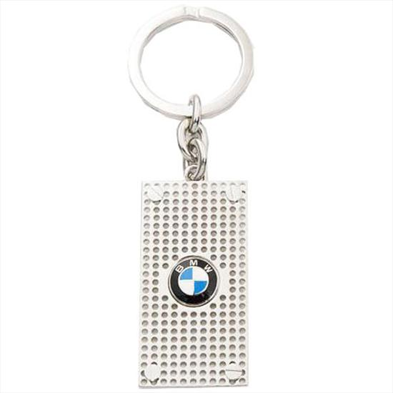 BMW Perforated Key Ring