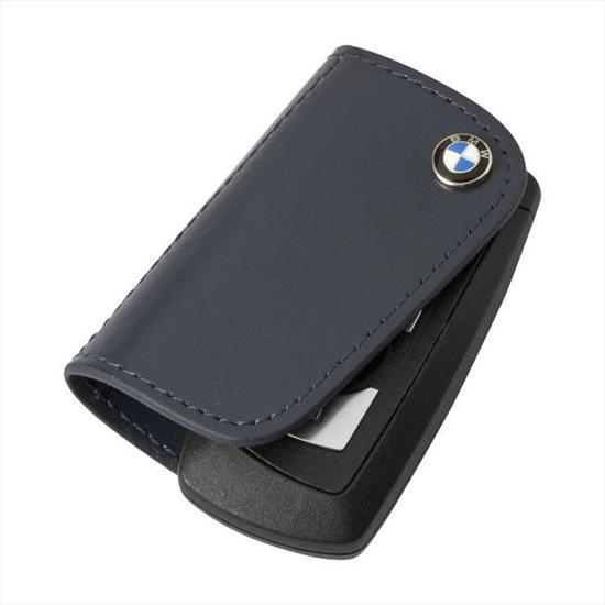 BMW Leather Key Case