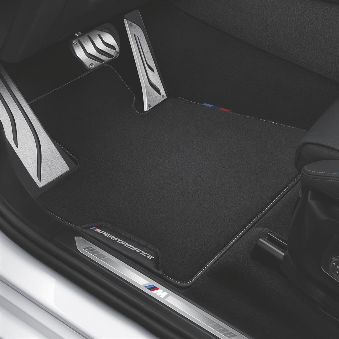 BMW M Performance Floor Mats