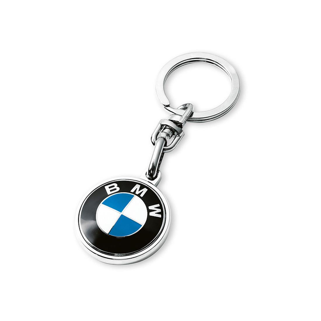 BMW Key Chain Roundel Logo