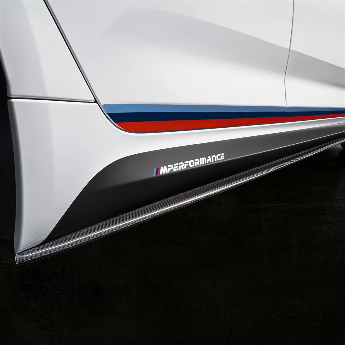 BMW M Performance Carbon Fiber Side Skirts & Decals