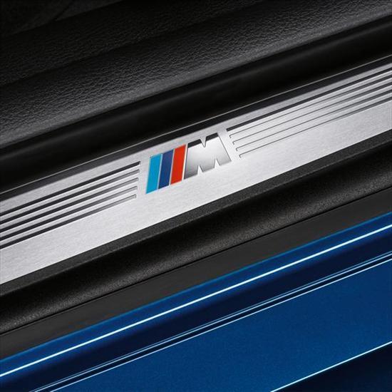 BMW M Performance Door Sills