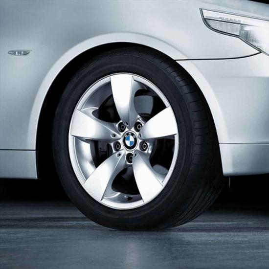 BMW Star Spoke 138 Individual Rims