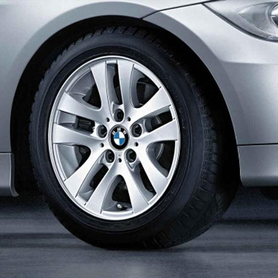 BMW Double Spoke 156 Individual Rims