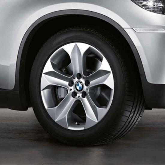 BMW Cold Weather Star Spoke 232 Wheel and Tire Assembly