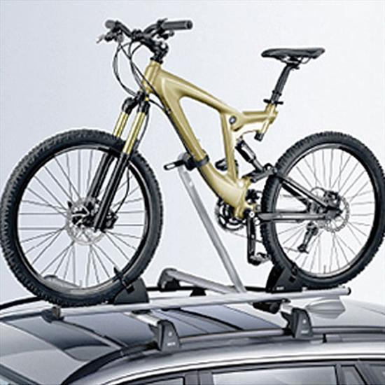 BMW Roof cycle carrier